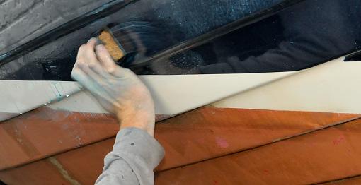 Antifouling en schilderwerk