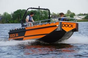 Wakeboardboot