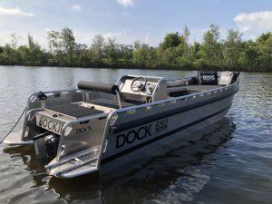 Dock 650 Steel E